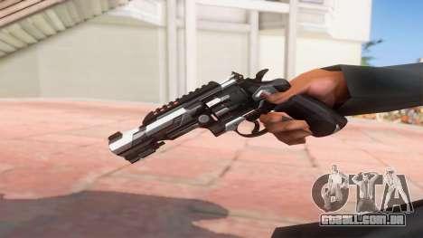 R8 Revolver Reboot para GTA San Andreas segunda tela