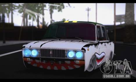 VAZ 2103 Besta para GTA San Andreas