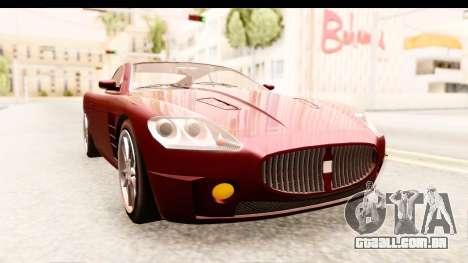GTA EFLC TBoGT F620 v2 IVF para GTA San Andreas