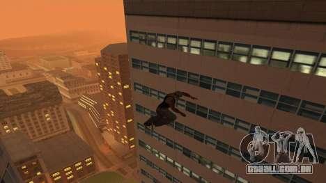 A imortalidade CJ para GTA San Andreas segunda tela