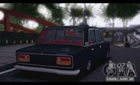 VAZ 2103 Retro para GTA San Andreas vista direita
