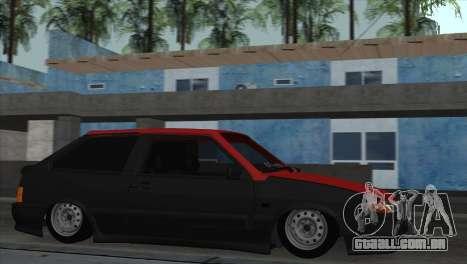 VAZ 2113 BPAN para GTA San Andreas esquerda vista