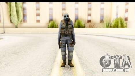 CS:GO - SAS para GTA San Andreas segunda tela