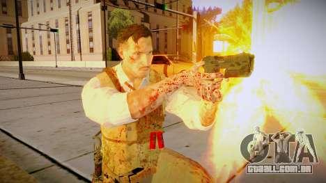 Black Ops 3 - Edward Richtofen para GTA San Andreas segunda tela