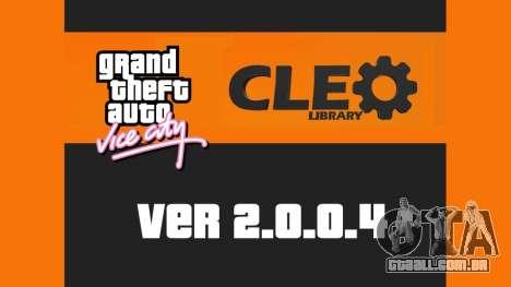 CLEO 2.0.0.4 para GTA Vice City