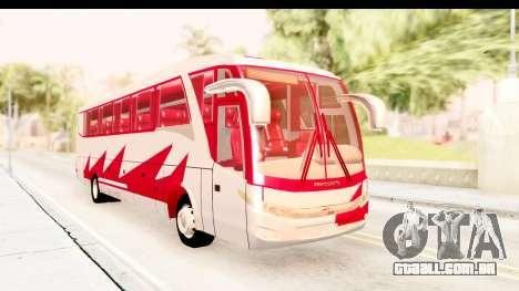 Smaga Bus para GTA San Andreas vista direita