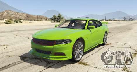 Dodge Charger LD 2015 para GTA 5