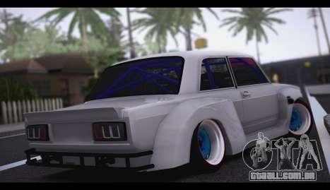 VAZ 2105 Sport para GTA San Andreas traseira esquerda vista