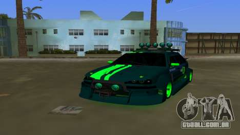 VAZ 2114 DPS Tuning para GTA Vice City