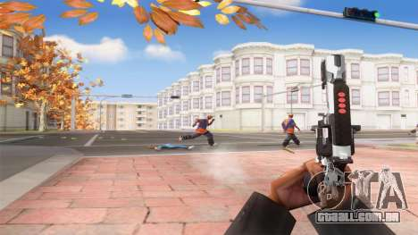 R8 Revolver Reboot para GTA San Andreas terceira tela