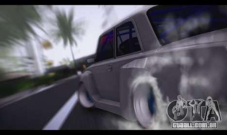 VAZ 2105 Sport para GTA San Andreas vista direita