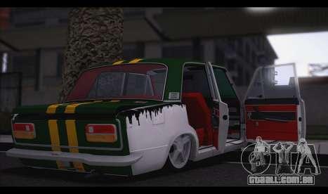 VAZ 2103 Besta para GTA San Andreas traseira esquerda vista