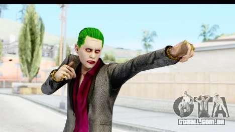 Suicide Squad - Joker v2 para GTA San Andreas