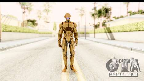Marvel Heroes - Ultron Gold AoU para GTA San Andreas segunda tela