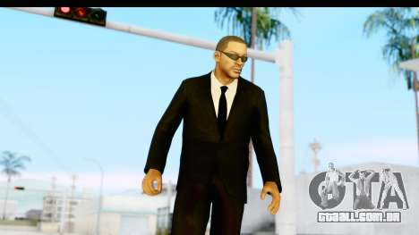 Will Smith MIB para GTA San Andreas