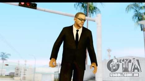 Will Smith MIB para GTA San Andreas