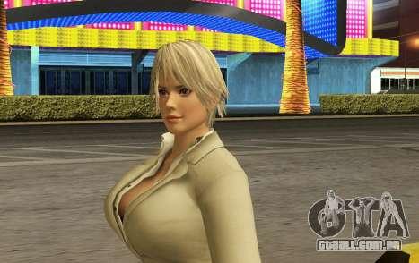 Christie DoA Big Boobs Breast Physics para GTA San Andreas