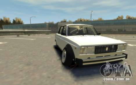 VAZ 2105 Drift (Paul Black prod.) para GTA 4