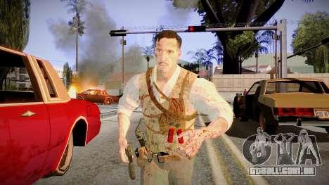 Black Ops 3 - Edward Richtofen para GTA San Andreas