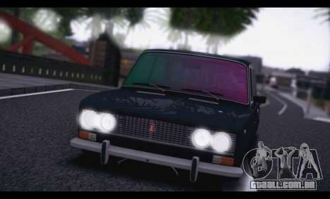 VAZ 2103 Retro para GTA San Andreas traseira esquerda vista