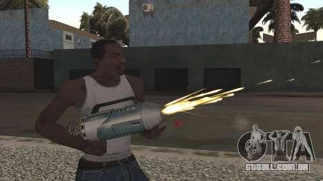 Spudgun from Bully SE para GTA San Andreas terceira tela