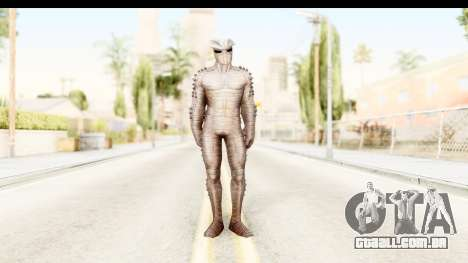 Marvel Future Fight - Destroyer para GTA San Andreas segunda tela