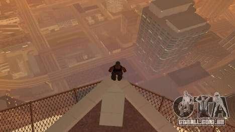 A imortalidade CJ para GTA San Andreas