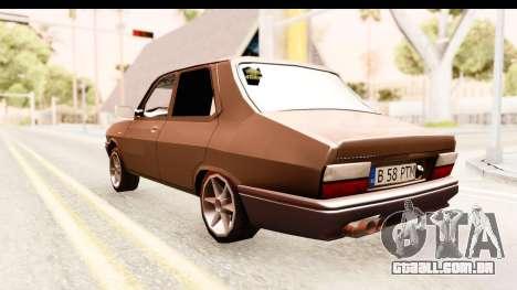 Dacia 1310 PTM para GTA San Andreas esquerda vista