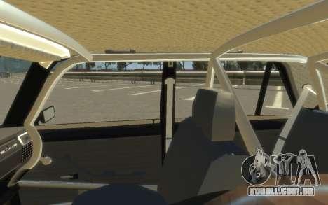 VAZ 2105 Drift (Paul Black prod.) para GTA 4 vista direita
