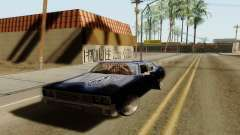 HD Sabre Greedy para GTA San Andreas