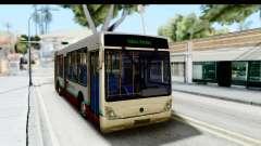 Metrobus de la Ciudad de Mexico
