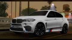 BMW X6M F86 M Performance para GTA San Andreas