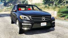 Mercedes-Benz ML63 AMG (W166) 2015 [replace]