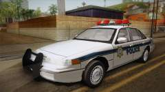 Ford Crown Victoria 1997 El Quebrados Police