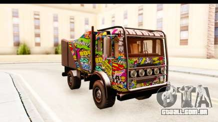 Sticker Bomb Dune para GTA San Andreas