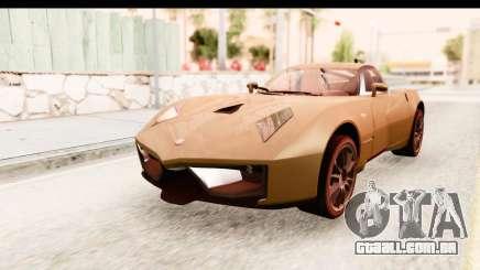 Spada Codatronca TS para GTA San Andreas