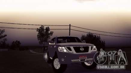 Nissan Patrol para GTA San Andreas