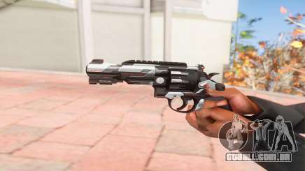R8 Revolver Reboot para GTA San Andreas