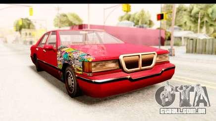 Elegant Sticker Bomb para GTA San Andreas