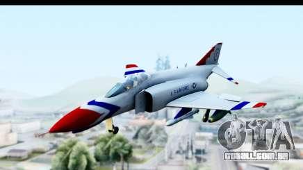 F-4 Phantom II Thunderbirds para GTA San Andreas