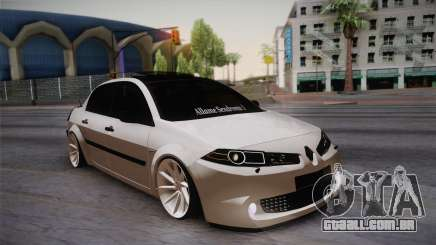 Renault Megan para GTA San Andreas