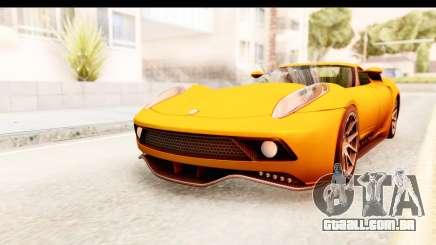 Lucra L148 2016 para GTA San Andreas