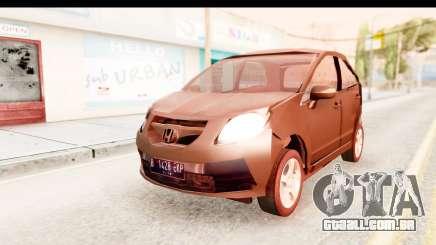 Honda Brio para GTA San Andreas