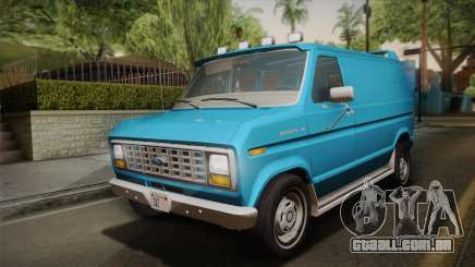 Ford E-150 Commercial Van 1982 2.0 para GTA San Andreas