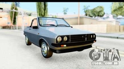 Dacia 1300 Sport Cabrio para GTA San Andreas