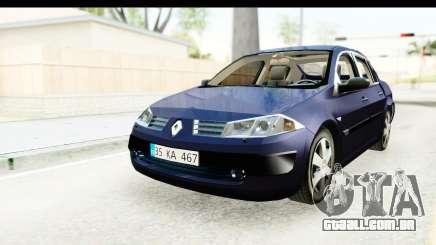 Renault Megane 2 Sedan 2003 v2 para GTA San Andreas