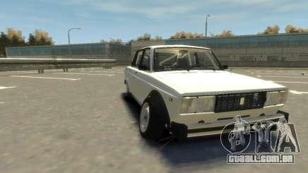 VAZ 2105 Drift (Paul Black prod.) para GTA 4