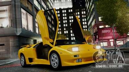 Lamborghini Diablo VT 1990 para GTA 4