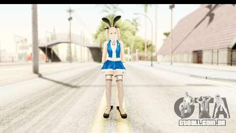 DoA 5: LR - Marie Rose Bunny para GTA San Andreas