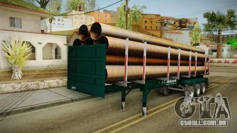 Jen Trailer para GTA San Andreas